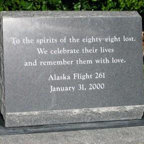 Alaska Flight 261