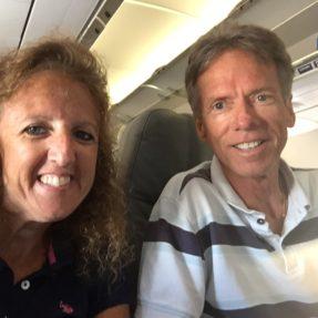 Hugh and Jennifer Brady